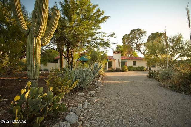 4875 N Campbell Avenue, Tucson, AZ 85718 (#22123193) :: The Local Real Estate Group | Realty Executives