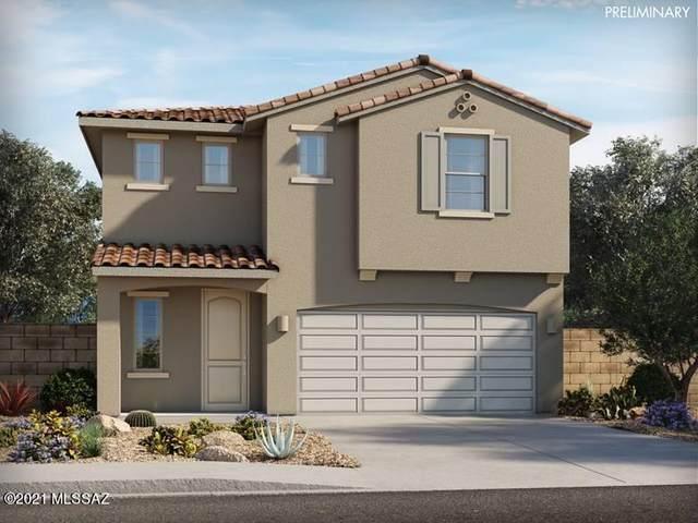 7068 W Hedge Rose Drive, Tucson, AZ 85757 (#22123255) :: Kino Abrams brokered by Tierra Antigua Realty