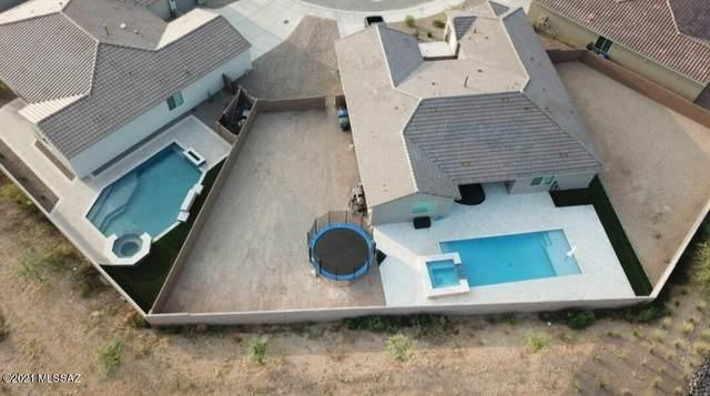 10279 E Aspen Draw Trail, Tucson, AZ 85747 (#22123278) :: The Local Real Estate Group | Realty Executives