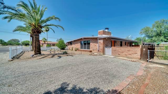4301 E Burns Street, Tucson, AZ 85711 (#22123287) :: Long Realty - The Vallee Gold Team