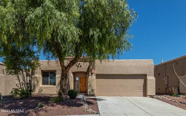 10399 S Avenger Lane, Vail, AZ 85641 (#22123289) :: Keller Williams