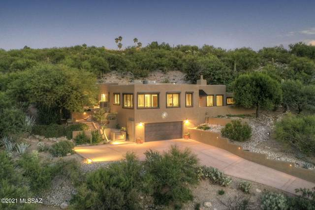 5250 N Post Trail, Tucson, AZ 85750 (#22123305) :: The Local Real Estate Group | Realty Executives