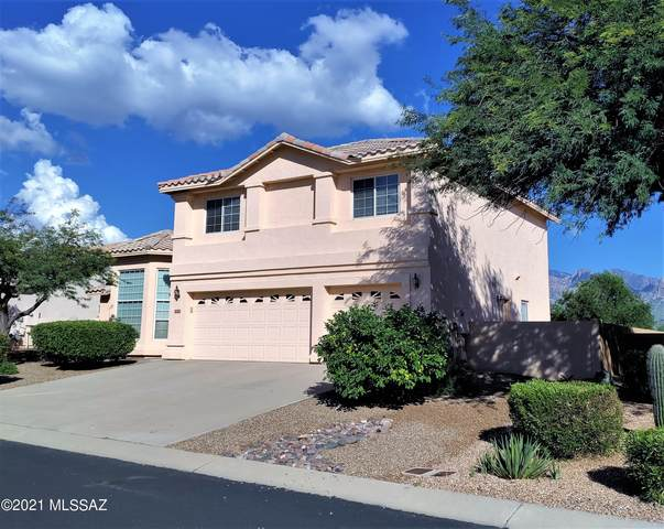1927 W Muirhead Loop, Oro Valley, AZ 85737 (#22123306) :: The Local Real Estate Group   Realty Executives