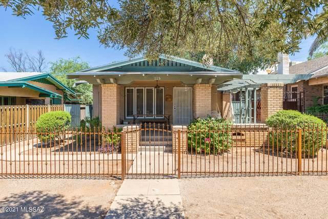 115 E 1St Street, Tucson, AZ 85705 (#22123320) :: Kino Abrams brokered by Tierra Antigua Realty