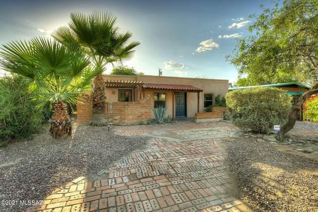 2001 N Forgeus Avenue, Tucson, AZ 85716 (#22123325) :: The Dream Team AZ