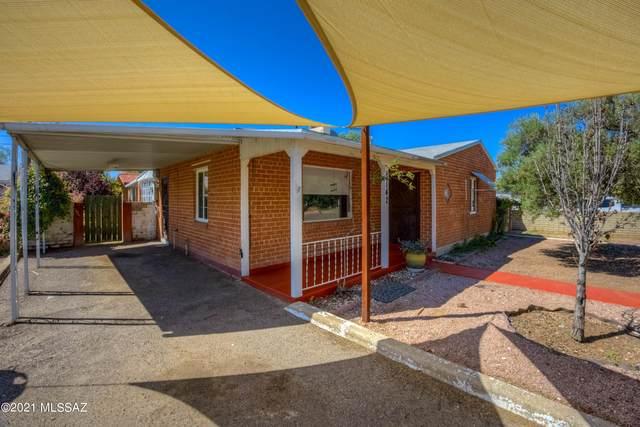 3142 E 26Th Street, Tucson, AZ 85713 (#22123335) :: Tucson Real Estate Group