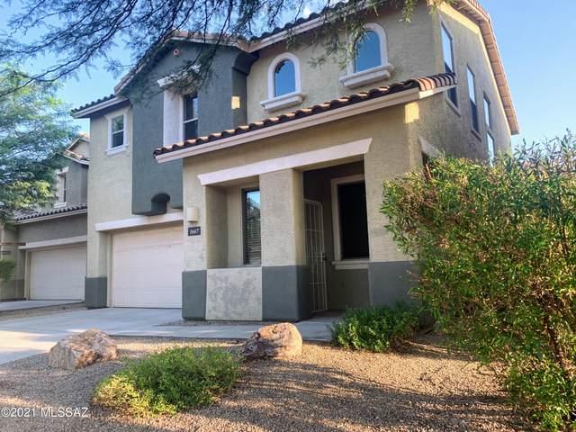 1667 W Blue Horizon Street, Tucson, AZ 85704 (#22123336) :: Kino Abrams brokered by Tierra Antigua Realty