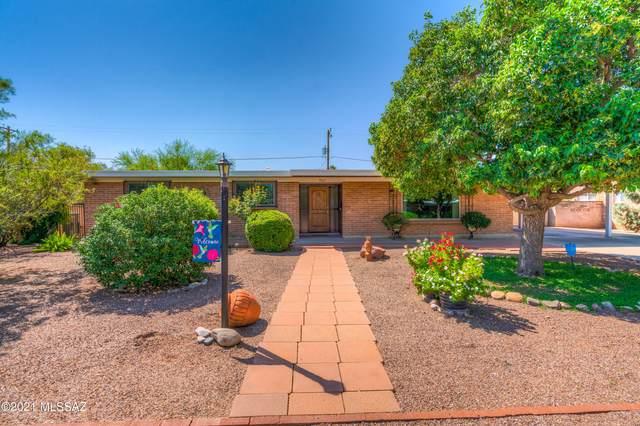 5922 E Eastland Street, Tucson, AZ 85711 (#22123337) :: Tucson Real Estate Group
