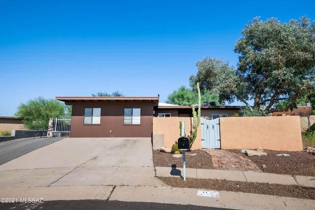 3458 Moonsong Place, Tucson, AZ 85741 (#22123344) :: The Dream Team AZ