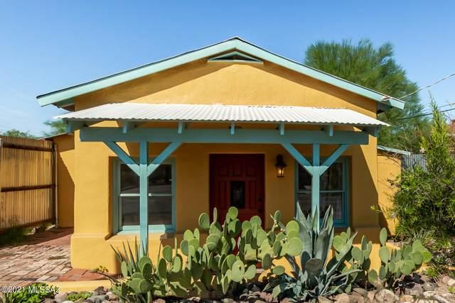 668 S Main Avenue, Tucson, AZ 85701 (#22123346) :: Kino Abrams brokered by Tierra Antigua Realty