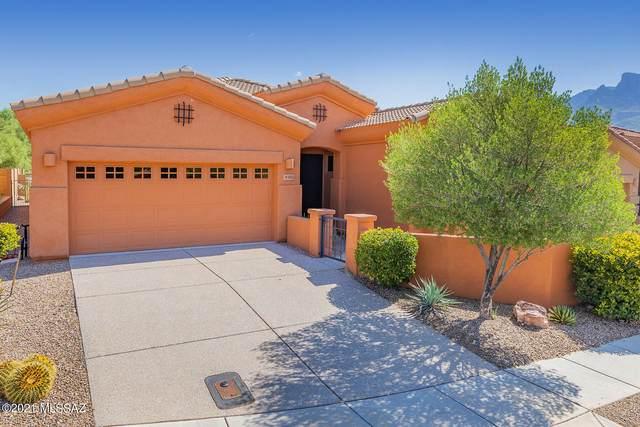 10700 N Hewitt Place, Oro Valley, AZ 85737 (#22123350) :: Gateway Partners International