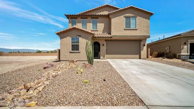 12036 E Ryscott Circle, Vail, AZ 85641 (#22123353) :: Tucson Real Estate Group