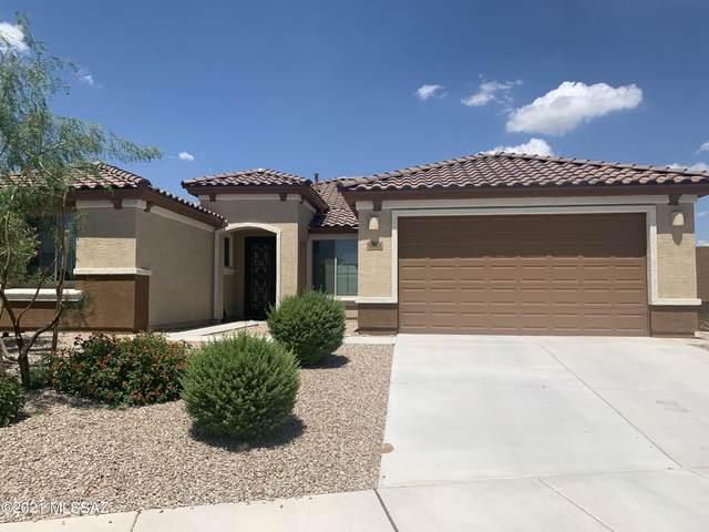 8753 N Big Ben Lane, Tucson, AZ 85742 (#22123361) :: The Local Real Estate Group   Realty Executives