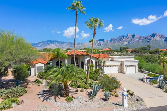 11100 N Guava Drive, Oro Valley, AZ 85737 (#22123364) :: The Local Real Estate Group | Realty Executives