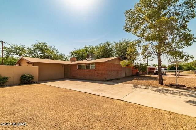 2432 N Jordan Drive, Tucson, AZ 85745 (#22123371) :: Kino Abrams brokered by Tierra Antigua Realty