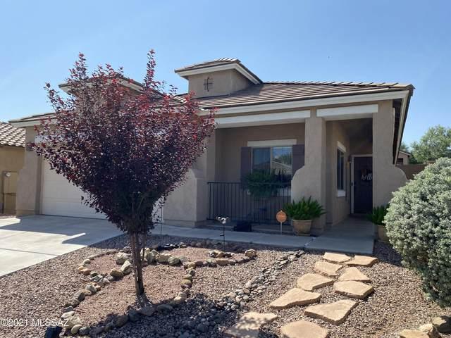 14408 S Camino El Galan, Sahuarita, AZ 85629 (#22123377) :: Tucson Real Estate Group