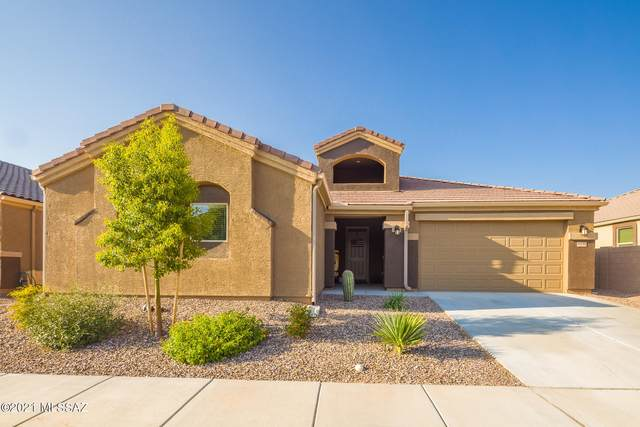 9440 W Lone Cougar Way, Marana, AZ 85653 (#22123409) :: Long Realty - The Vallee Gold Team