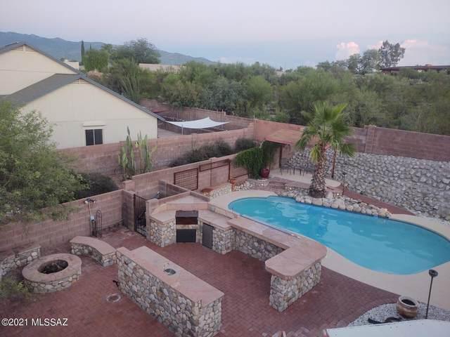 10130 E Essex Village Drive, Tucson, AZ 85748 (#22123411) :: Tucson Property Executives