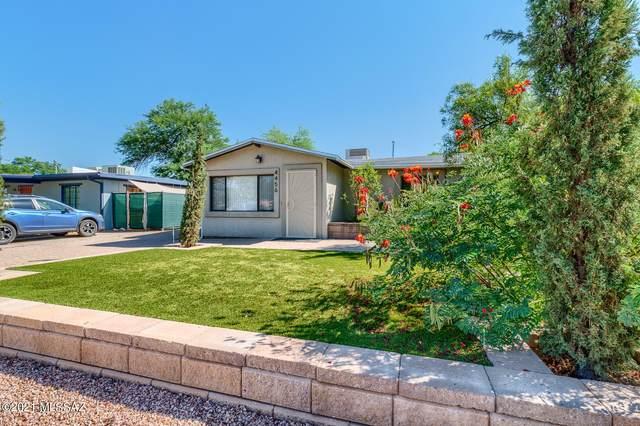 4456 E 4Th Street, Tucson, AZ 85711 (#22123415) :: The Crown Team