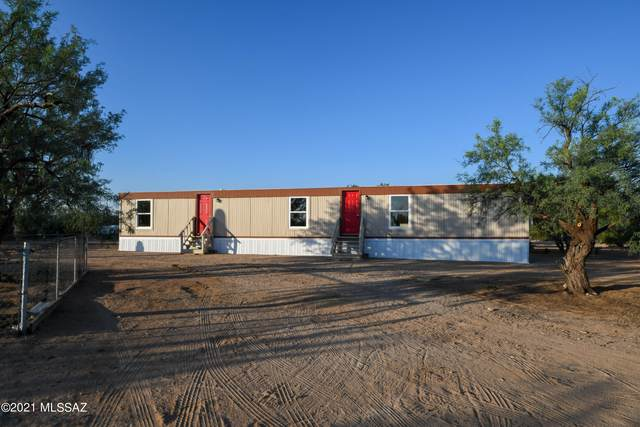 6250 N Blue Boulevard, Tucson, AZ 85743 (#22123419) :: The Local Real Estate Group | Realty Executives