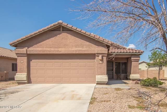 11274 W Farm Village Drive, Marana, AZ 85653 (#22123432) :: Tucson Real Estate Group