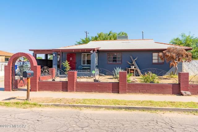 2933 E Norton Vista, Tucson, AZ 85713 (#22123437) :: Keller Williams