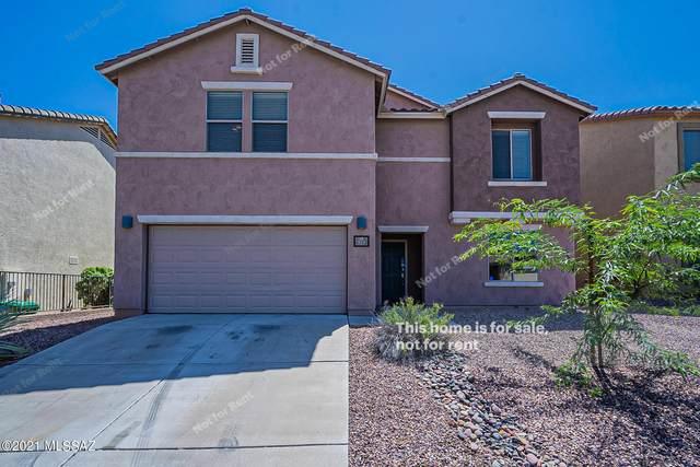 713 W Via De Gala, Sahuarita, AZ 85629 (#22123445) :: The Local Real Estate Group | Realty Executives