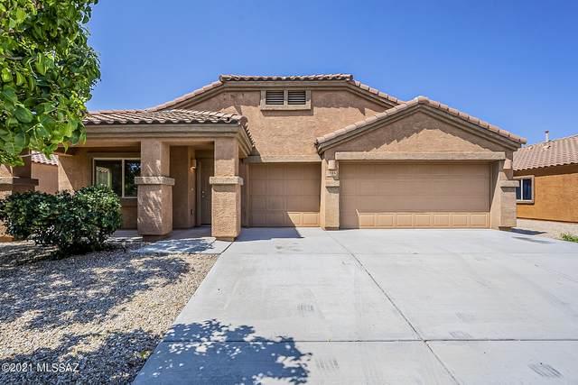 7046 S Mission Springs Drive, Tucson, AZ 85757 (#22123464) :: Keller Williams