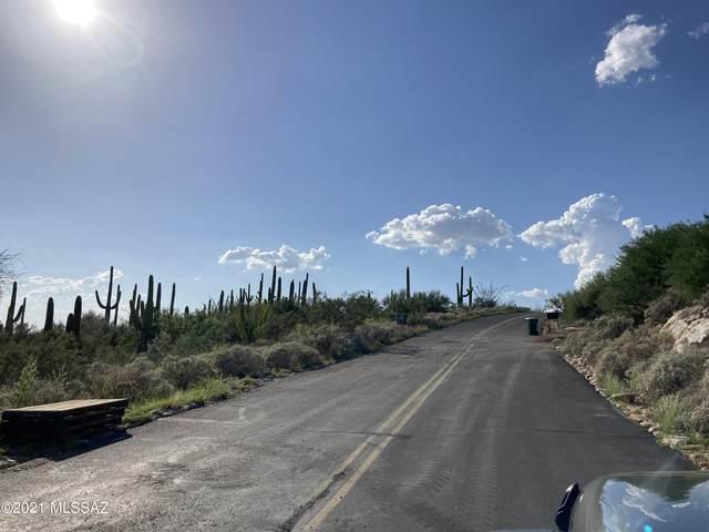 7606 N Viale Dei Sogni N #52, Tucson, AZ 85718 (#22123484) :: Kino Abrams brokered by Tierra Antigua Realty