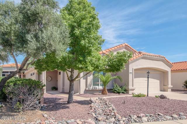 2223 E Jonquil Street, Oro Valley, AZ 85755 (#22123496) :: Elite Home Advisors | Keller Williams