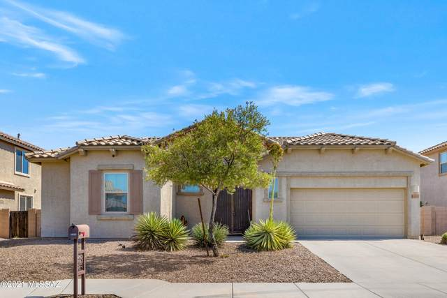 14310 N Arrowpoint Ash Avenue, Marana, AZ 85658 (#22123522) :: Tucson Property Executives