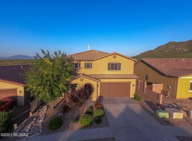 17213 S Mesa Shadows Drive, Vail, AZ 85641 (#22123525) :: The Local Real Estate Group | Realty Executives