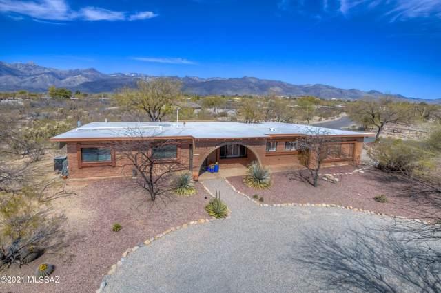 3381 N Nambe Drive, Tucson, AZ 85749 (#22123534) :: The Dream Team AZ