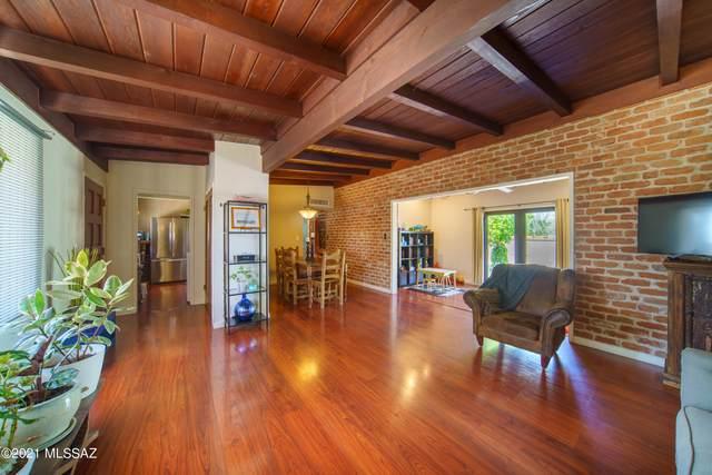 1764 W Calle Tranquila, Tucson, AZ 85745 (#22123556) :: Tucson Real Estate Group