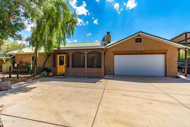 4520 E Coronado Ridge Lane, Tucson, AZ 85739 (#22123560) :: The Local Real Estate Group | Realty Executives