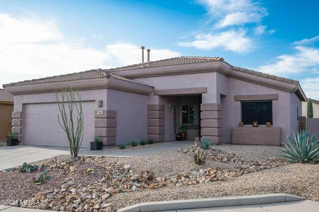 80 E Placita Del Polen, Green Valley, AZ 85614 (#22123563) :: The Local Real Estate Group | Realty Executives