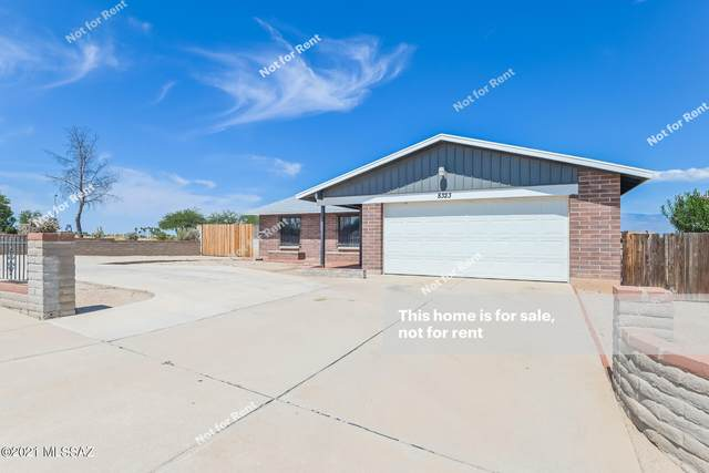 8323 E Ruby Drive, Tucson, AZ 85730 (#22123571) :: The Local Real Estate Group   Realty Executives