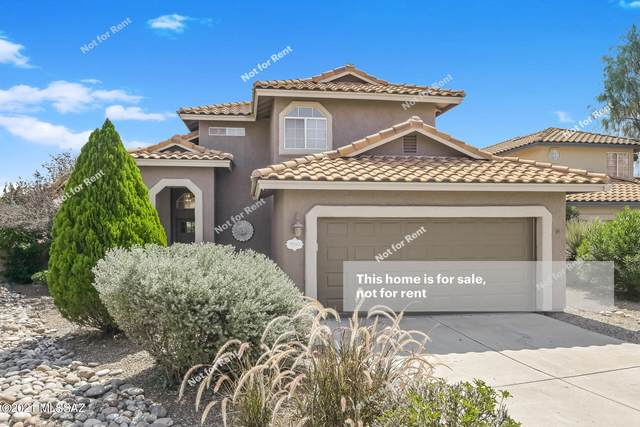 5510 N Barrasca Avenue, Tucson, AZ 85750 (#22123579) :: The Local Real Estate Group | Realty Executives