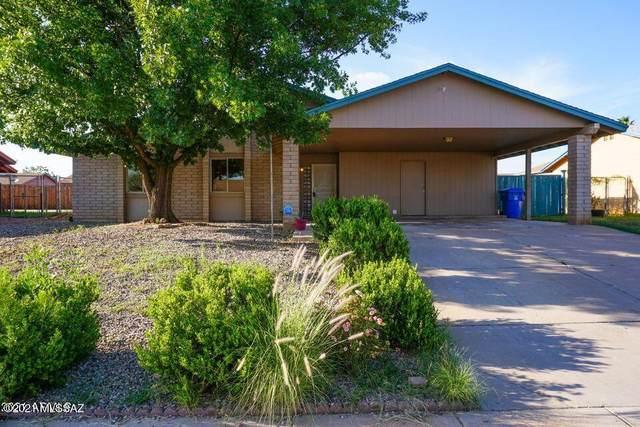 1347 E Cottonwood Drive, Sierra Vista, AZ 85635 (#22123581) :: The Local Real Estate Group | Realty Executives