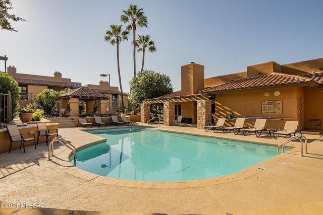 6651 N Campbell Avenue #135, Tucson, AZ 85718 (#22123584) :: The Local Real Estate Group | Realty Executives