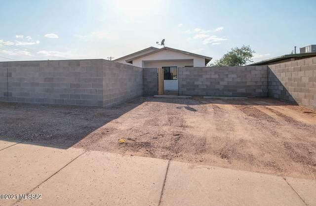 1701 N 6Th Avenue, Tucson, AZ 85705 (#22123587) :: Keller Williams