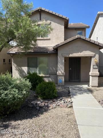 10566 E Singing Canyon Drive, Tucson, AZ 85747 (#22123589) :: Gateway Partners International