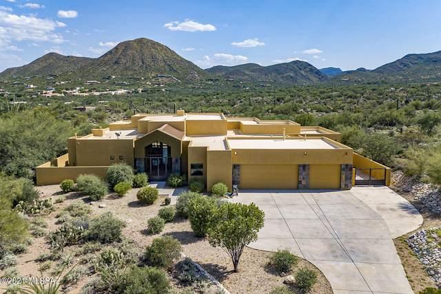 1364 N Acacia Cliffs Court, Tucson, AZ 85745 (#22123590) :: The Dream Team AZ