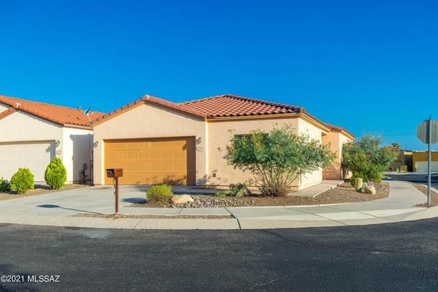 2412 W Silver Vista Place, Tucson, AZ 85745 (#22123593) :: The Dream Team AZ