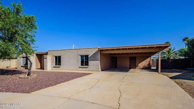 7431 E Perth Place, Tucson, AZ 85730 (#22123594) :: Tucson Property Executives