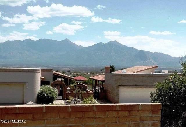 3841 S Via De La Urraca, Green Valley, AZ 85622 (#22123597) :: The Local Real Estate Group | Realty Executives