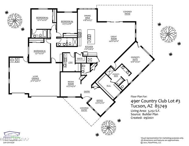 N Soldier Trail, Tucson, AZ 85749 (#22123604) :: Long Realty - The Vallee Gold Team
