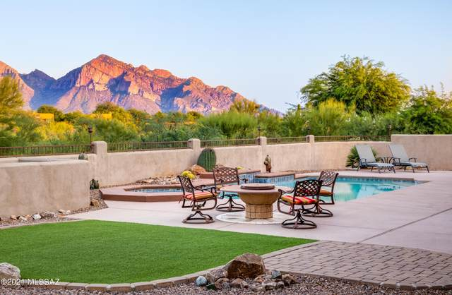 12328 N Reflection Ridge Drive, Oro Valley, AZ 85755 (#22123607) :: The Local Real Estate Group | Realty Executives