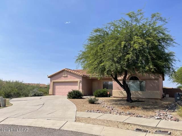 6667 S Placita Segovia, Tucson, AZ 85757 (#22123609) :: AZ Power Team