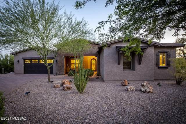 4065 W Tin Cart Trail, Marana, AZ 85658 (#22123621) :: The Local Real Estate Group   Realty Executives